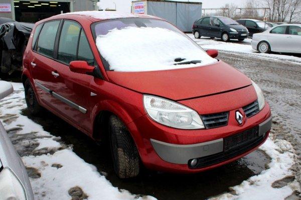 Drzwi tył lewe Renault Scenic II 2004 (Kod lakieru: TEB76)