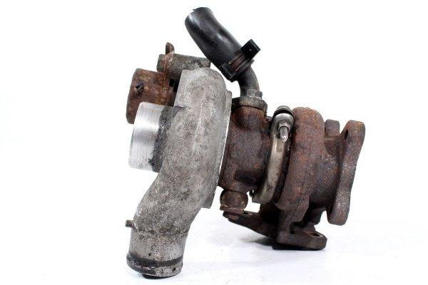 turbina - turbosprężarka - opel - zdjęcie 5