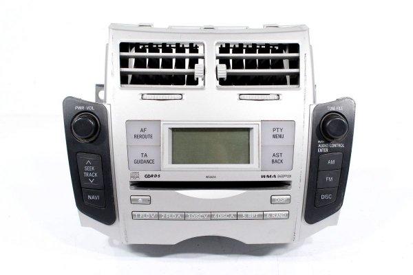 radio - toyota - yaris - zdjęcie 1
