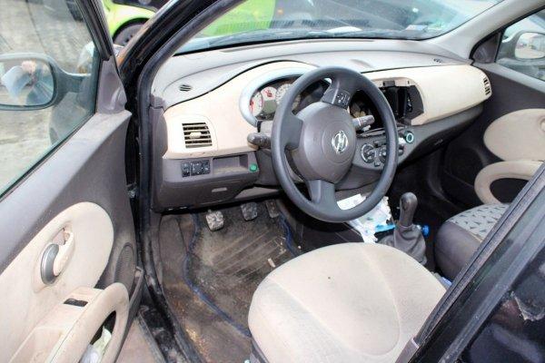 Nissan Micra K12 2009 1.2i CR12 Hatchback 5-drzwi