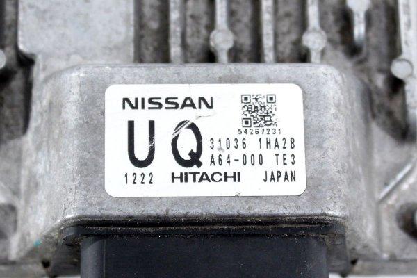 sterownik skrzyni - nissan - micra - zdjęcie 4