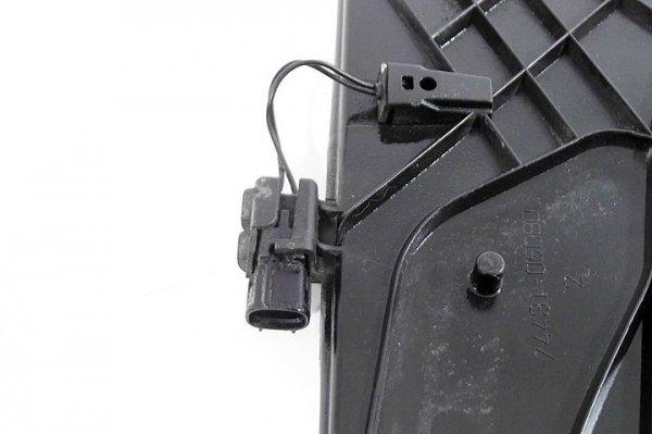 Podstawka pod akumulator Toyota Avensis T25 2005 2.2D-CAT