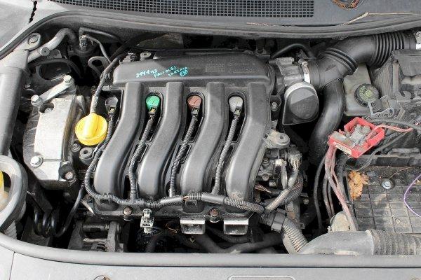 Skrzynia biegów JH3142 Renault Megane 2003 1.6i