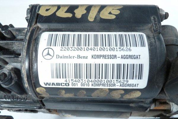Kompresor Airmatic Mercedes S-Klasa W220 1999 3.2i
