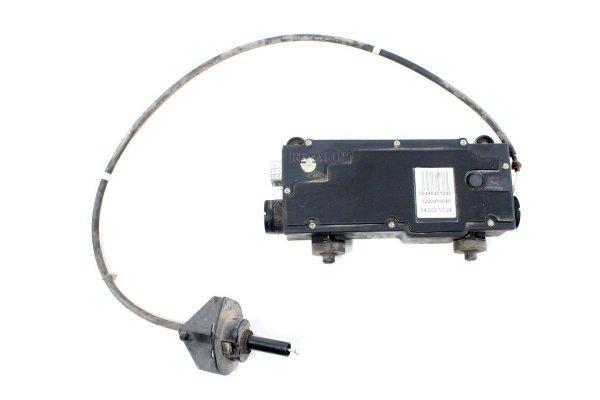 Hamulec ręczny elektryczny - Renault - Scenic - zdjęcie 1