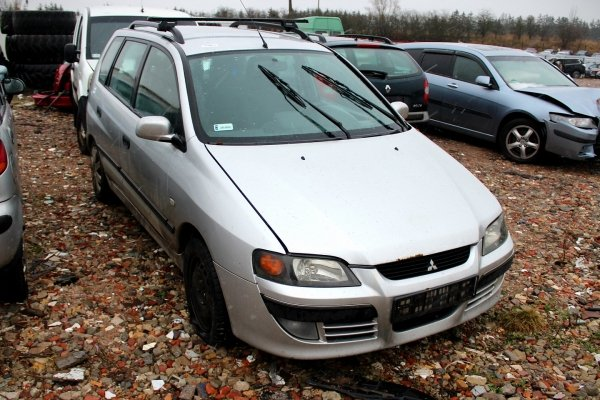 Mitsubishi Space Star 2002 1.9DID