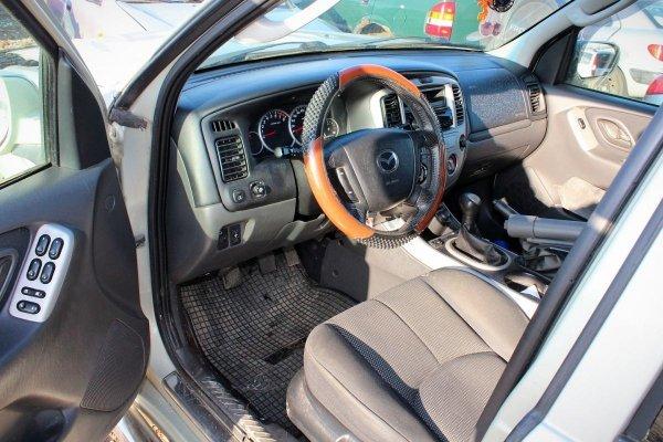Mazda Tribute EP Lift 2004 2.3i L3