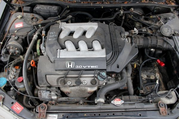 Szyba tył Honda Accord VI 1998 Coupe