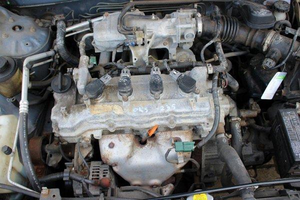 Hak holowniczy Nissan Almera N16 2003
