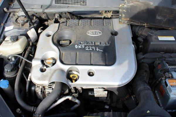 Kia Magentis 2006 II 2.0CRDI D4EA 140KM Sedan