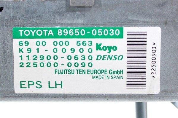 Sterownik moduł wspomagania - Toyota - Avensis - zdjęcie 6
