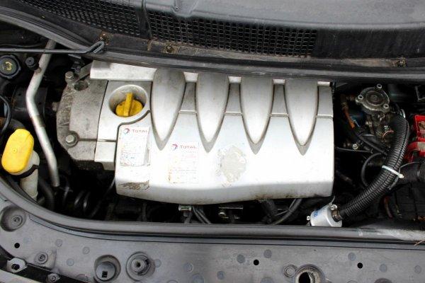 Skrzynia biegów JR5104 Renault Scenic II 2004 1.6i