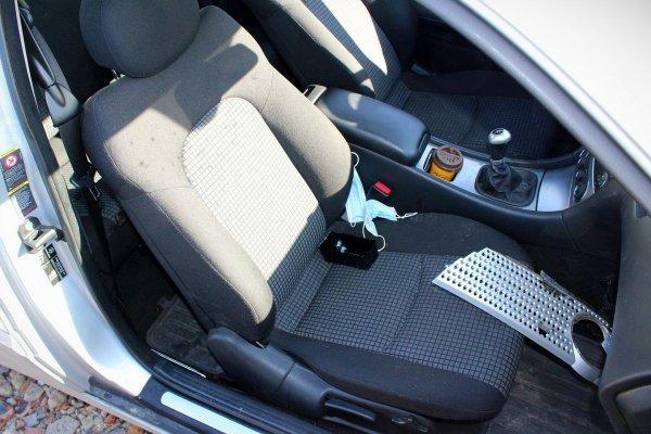 Drzwi przód prawe Mercedes C-klasa W203 2006 Coupe (Kod lakieru: 775)