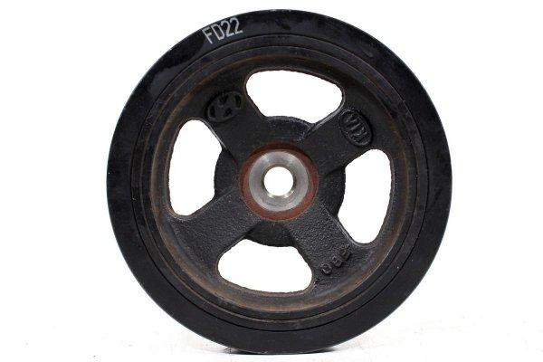 koło pasowe wału - hyundai - i20 - zdjęcie 1