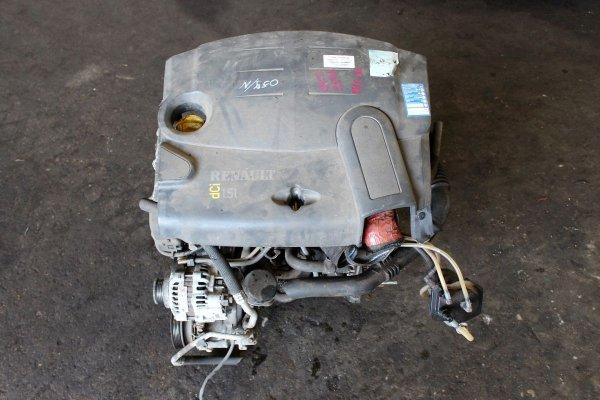 Silnik Renault Kangoo I 2002 1.5DCI K9K702
