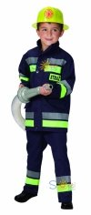 STRAŻAK POLSKI Straż Pożarna STRÓJ Karnawałowy 116