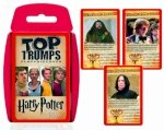 KARTY do Gry Top Trumps  Harry Potter i Czara Ognia Gra Karciana