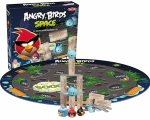 Gra Planszowa ANGRY BIRDS Space ACTION Game TACTIC
