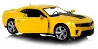 CHEVROLET CAMARO ZL1 Auto METALOWY MODEL Welly 1:34