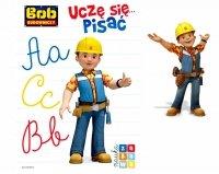 Bob Budowniczy UCZĘ SIĘ PISAĆ Nauka LITERKI Egmont