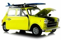 MINI COOPER 1300 SURFING Auto METALOWY MODEL Welly 1:24