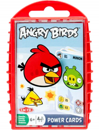 Gra Karciana ANGRY BIRDS Power Cards Tactic
