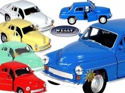 WARSZAWA 224 FSO Welly 1:34 Auto MODELE PRL