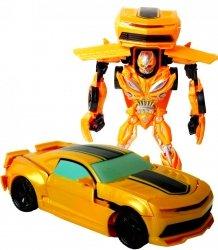 TRANSFORMER AUTO Robot 2w1 Samochód Sportowy