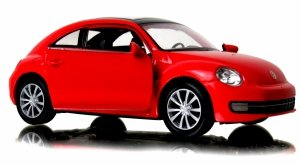 2009 SKODA FABIA COMBI II Auto METALOWY MODEL Welly 1:24