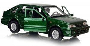 Polonez Caro Plus METALOWY MODEL 1:34 AUTO Welly PRL