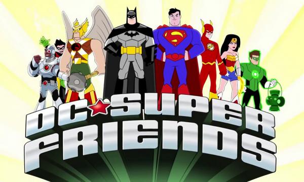 Super Przyjciele DC UCZĘ SIĘ ANGIELSKIEGO Nauka Egmont