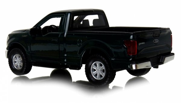 2015 FORD F-150 REGULAR CAB Auto Metal Welly 1:34