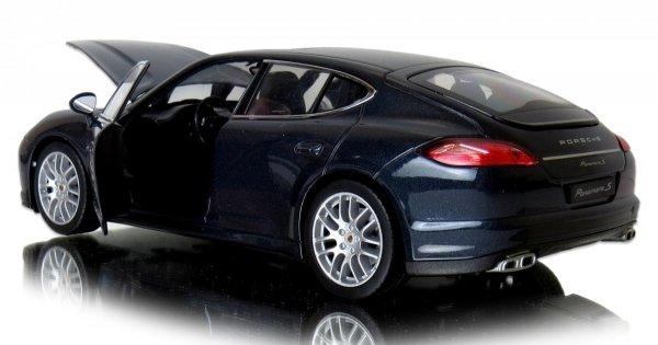 METALOWY MODEL Porsche Panamera S AUTO Welly 1:24