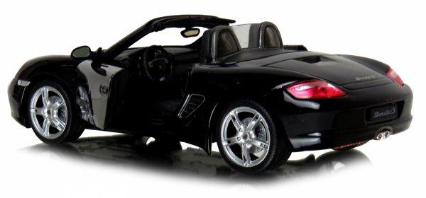 PORSCHE Boxter S Auto METALOWY MODEL Welly 1:24