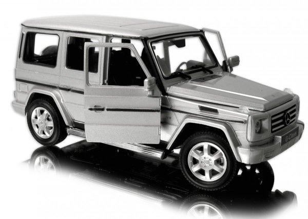 MERCEDES BENZ G-Class METALOWY MODEL AUTO Welly 1:24