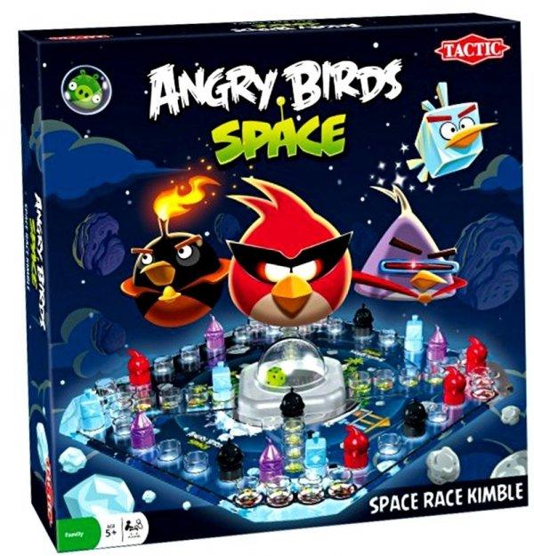 ANGRY BIRDS Space Kimble GRA PLANSZOWA Rodzinna