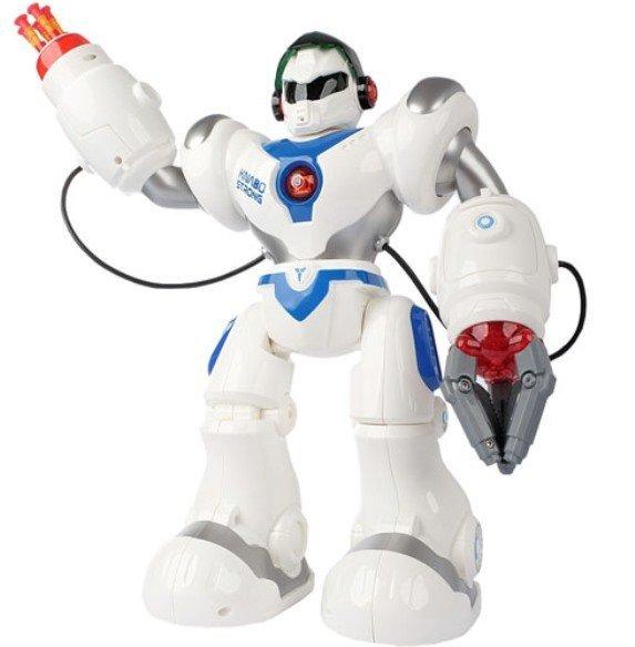GIGANT Robot KNABO STRONG WOJOWNIK Sterowany MÓWI