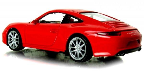Tir CIĘŻARÓWKA SCANIA Laweta + Porsche 911 Welly METAL