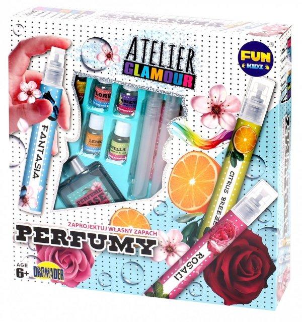 Atelier Glamour ZRÓB SAM PERFUMY Fabryka Perfum