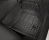 Dywaniki gumowe 3D do TOYOTA Yaris III 2011-2019 Nie pasuje do hybrydy