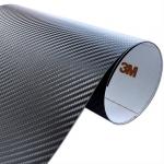 Folia Carbon Czarny 3M CA421 60x200cm