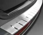 VW TIGUAN II od 2016 Nakładka z zagięciem na zderzak (stal)