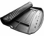 Mata bagażnika gumowa AUDI A7 C8 Liftback od 2018 bez wnęk po obu stronach, z kołem dojazdowym (niepełnowymiarowe)