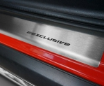 VW JETTA VI od 2011 Nakładki progowe STANDARD mat 4szt