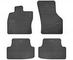 Dywaniki gumowe czarne AUDI A3 8V od 2012 | Seat Leon III od 2012 | Vw Golf VII od 2012