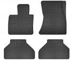 Dywaniki gumowe czarne BMW X5 E70 2007-2013 / X6 F16 od 2015