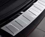 BMW X6 F16 od 2014 Nakładka na zderzak TRAPEZ Mat