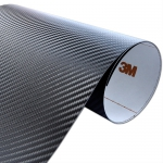 Folia Carbon Czarny 3M CA421 122x500cm