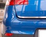 RENAULT SCENIC III od 2009 Listwa na klapę bagażnika (matowa)