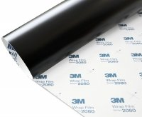 Folia Czarny Mat 3M M12 2080 152x500cm